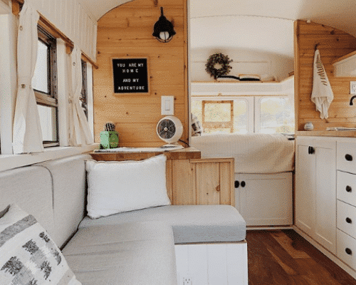 Mid Size Converted Bus