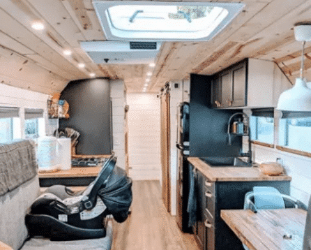 Best School Bus Conversion Ideas