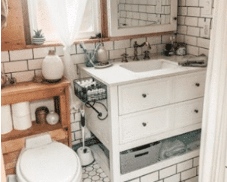 Skoolie Build Plan Bathroom Ideas
