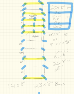 School bus dimensions for skoolie floor planning